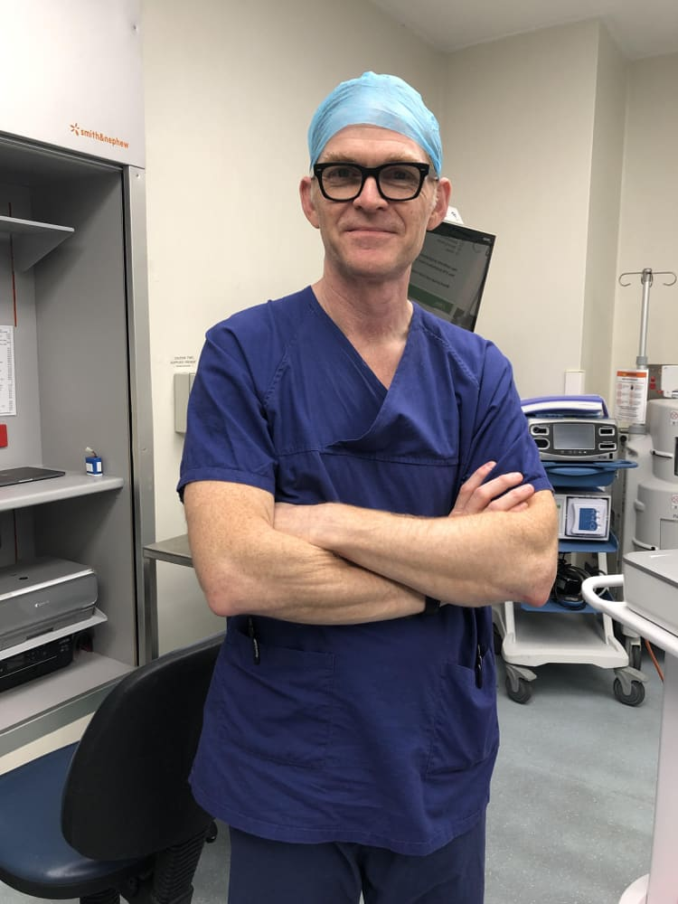 Prof Andrew Barbour Brisbane Specialist Surgery