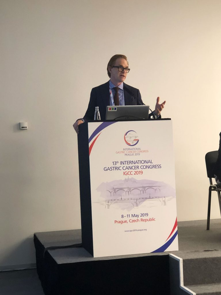 13th International Gastric Cancer Congress - IGCC 2019